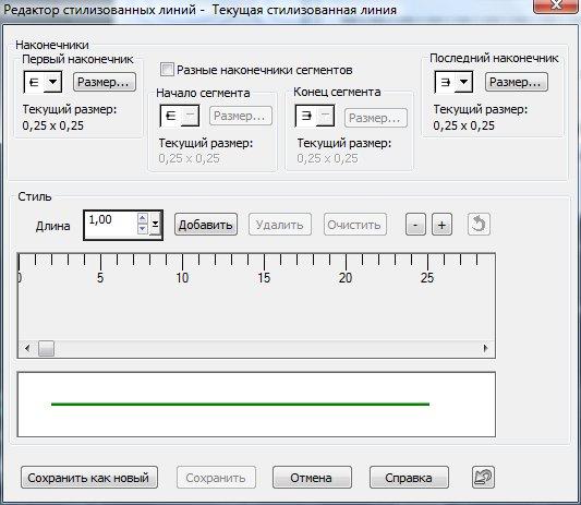 Создание собственного стиля контура Corel PaintShop Pro X4 автор Шитов В.Н.