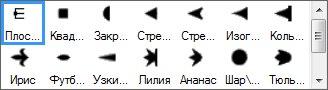 Список графических элементов Corel PaintShop Pro X4 автор Шитов В.Н.