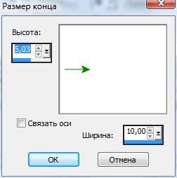 Определение размера наконечника Corel PaintShop Pro X4 автор Шитов В.Н.