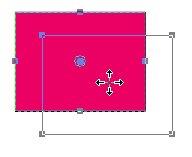 Перемещение формы Corel PaintShop Pro X4 автор Шитов В.Н.