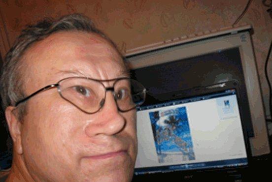 Искажения в режиме Right Twirl (Завихрение вправо) Corel PaintShop Pro X4 автор Шитов В.Н.