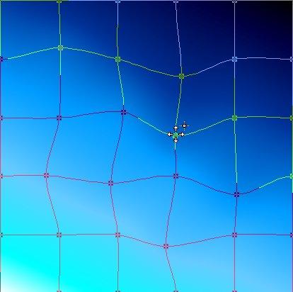 Искажение градиента Corel PaintShop Pro X4 автор Шитов В.Н.