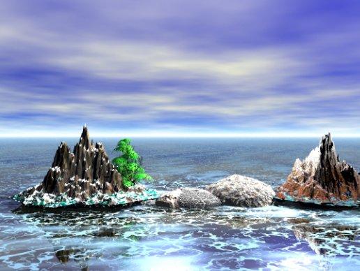 Затемненное изображение Corel PaintShop Pro X4 автор Шитов В.Н.